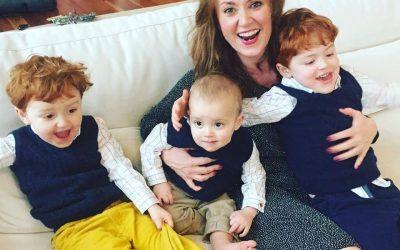 The joy of boys!